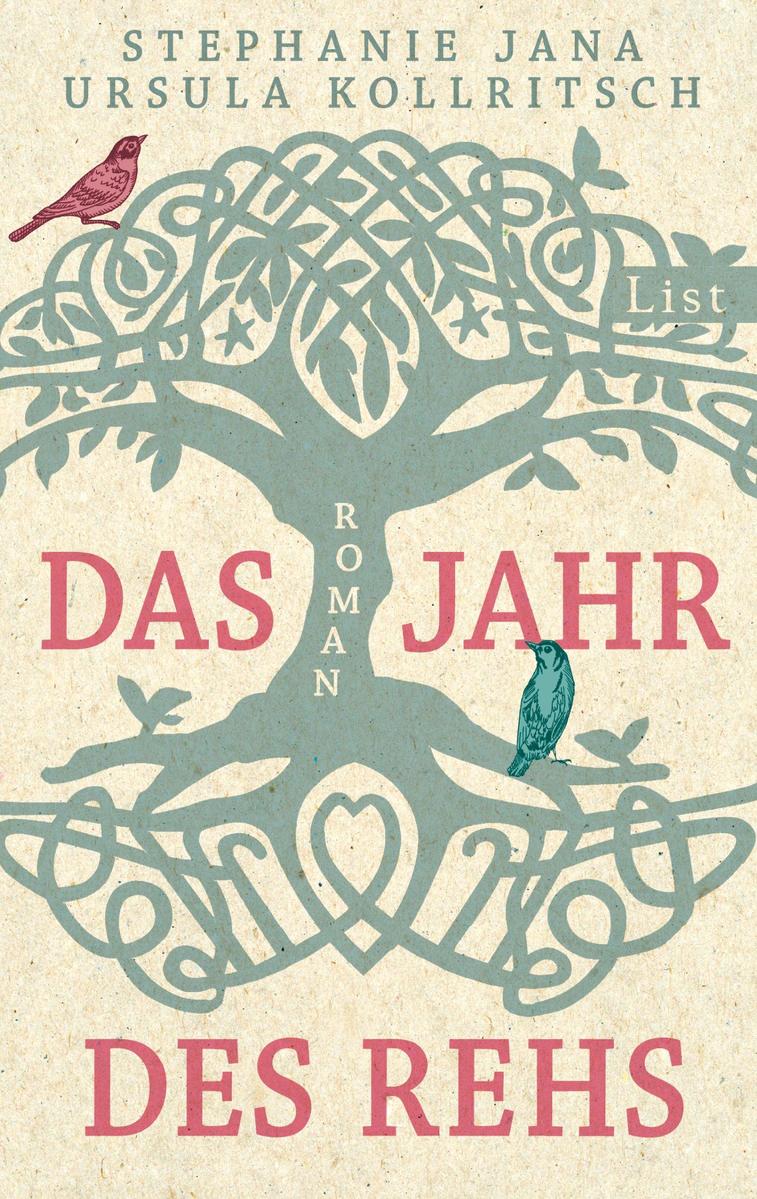 Stephanie Jana/ Ursula Kollritsch: Das Jahr des Rehs
