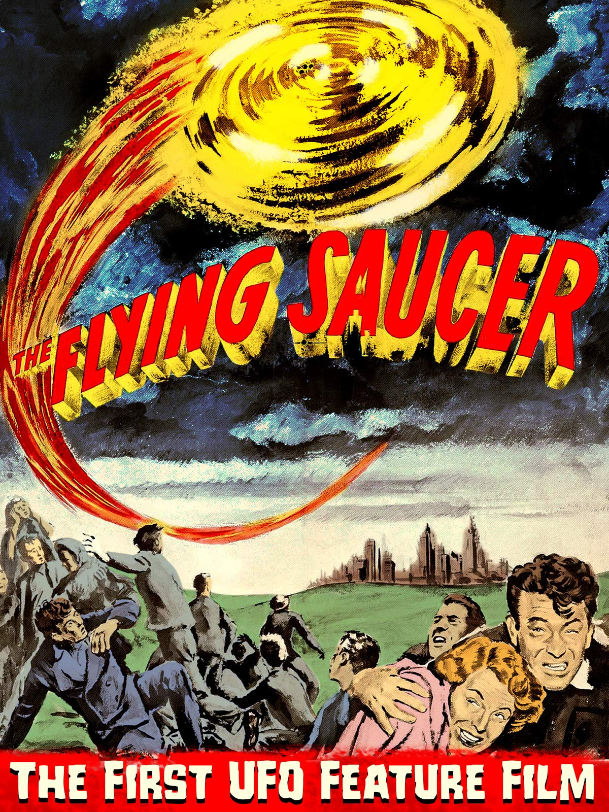 The Flying Saucer - The Frst UFO Feature Film