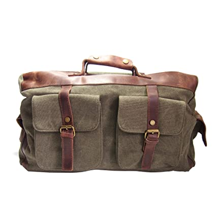 Expedition Tote Bag Canvas Tote Bag / Travel