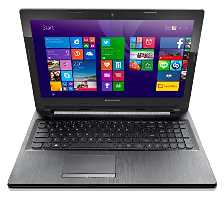 "Lenovo G50-45 Ordinateur Portable  15"" Noir (AMD QC 4000, 4 Go de RAM, Disque dur 1 To, AMD Radeon Graphics, Windows 8.1)"