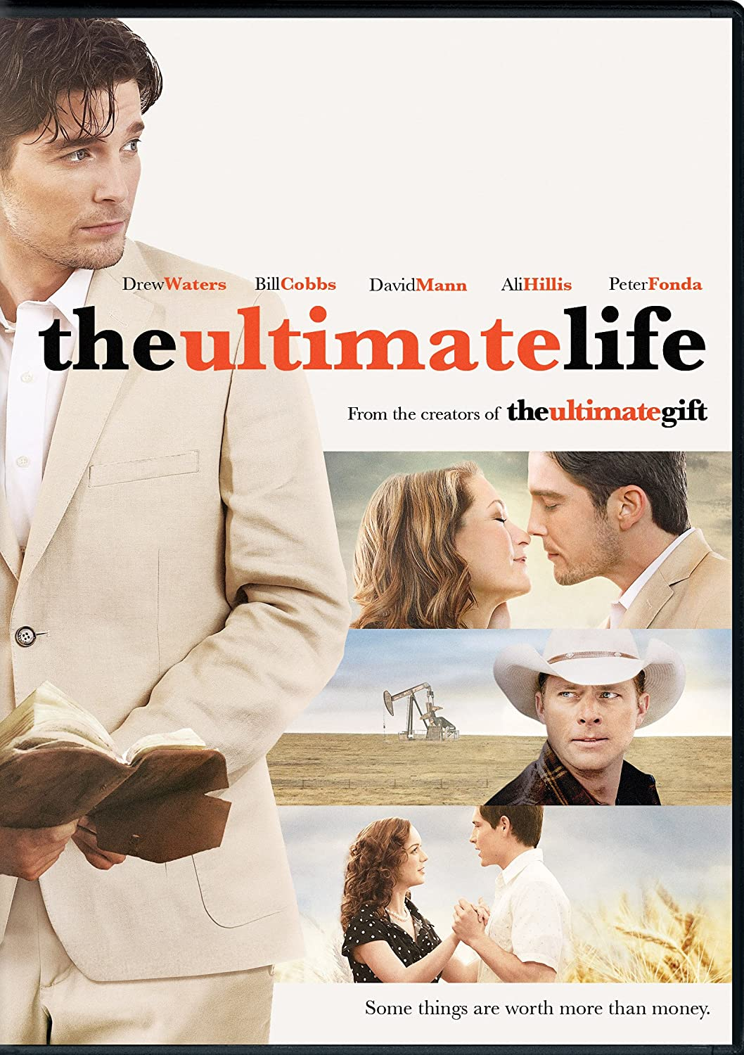 http://www.amazon.com/Ultimate-Life-Blu-ray/dp/B00FL2F2UK/