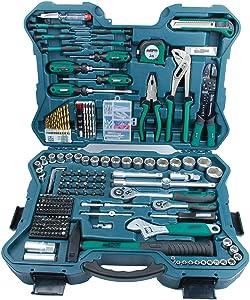 Brueder Mannesmann Werkzeuge M29088 Steckschlüssel Werkzeugsatz, 303teilig  BaumarktÜberprüfung und Beschreibung