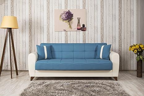 Bella Vista Sofa bed | Prusa Blue