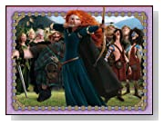 Disney Brave Puzzle XXL 100 Pieces