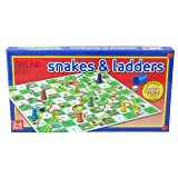 Toyland® Snakes and Ladders Board Game Traditional Family Game