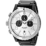 Nixon Men's A486180 48-20 Chrono Watch