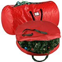 Elf Stor Deluxe Christmas Tree Storage Bag & Canvas 30