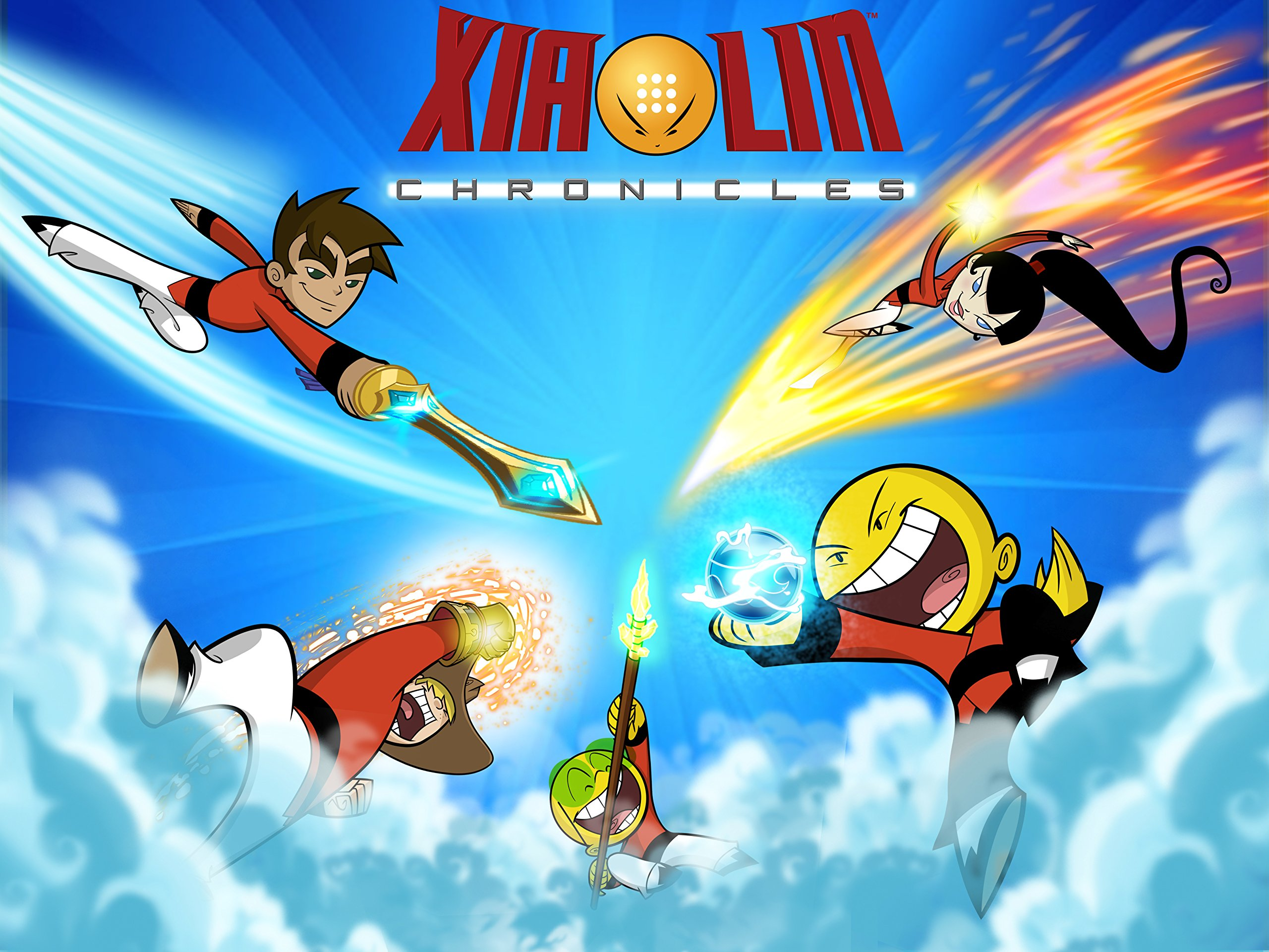 Xiaolin Chronicles - Season 1