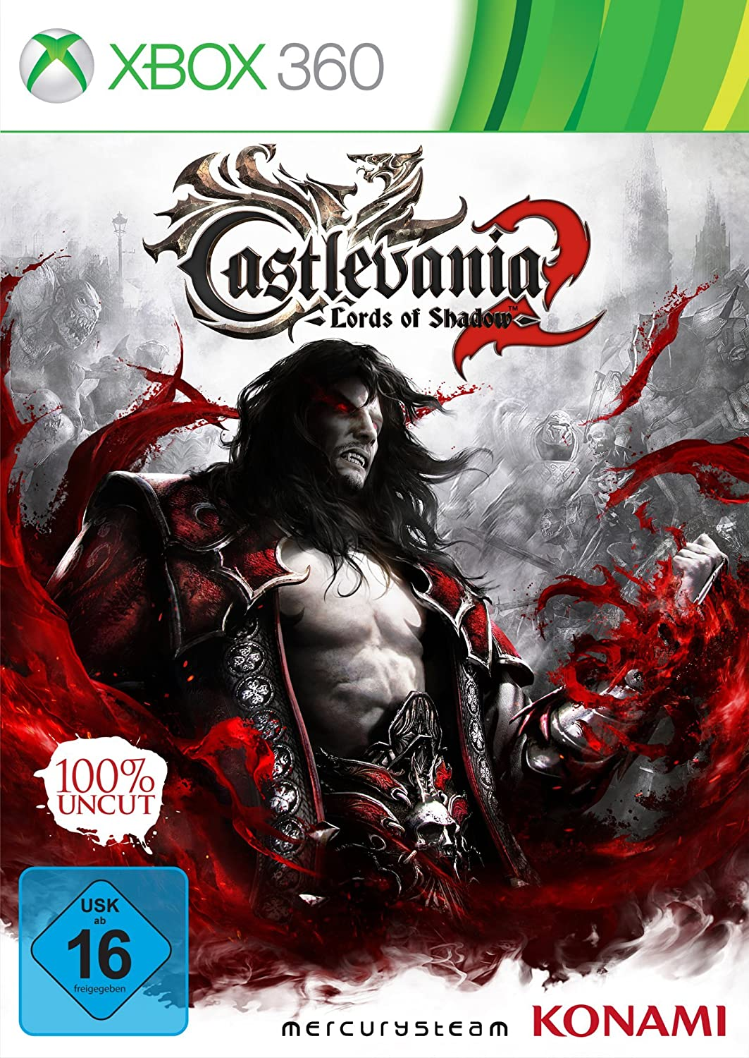 Castlevania: Lords of Shadows 2, Xbox 360