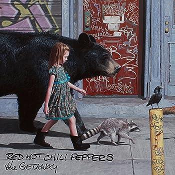 RHCP The Getaway on Vinyl