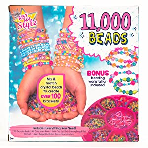 Just My Style 11,000 Beads by Horizon Group USA