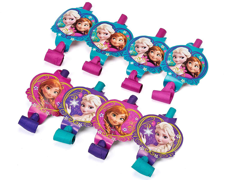 Frozen Party Favors Birthday Girls Wikii