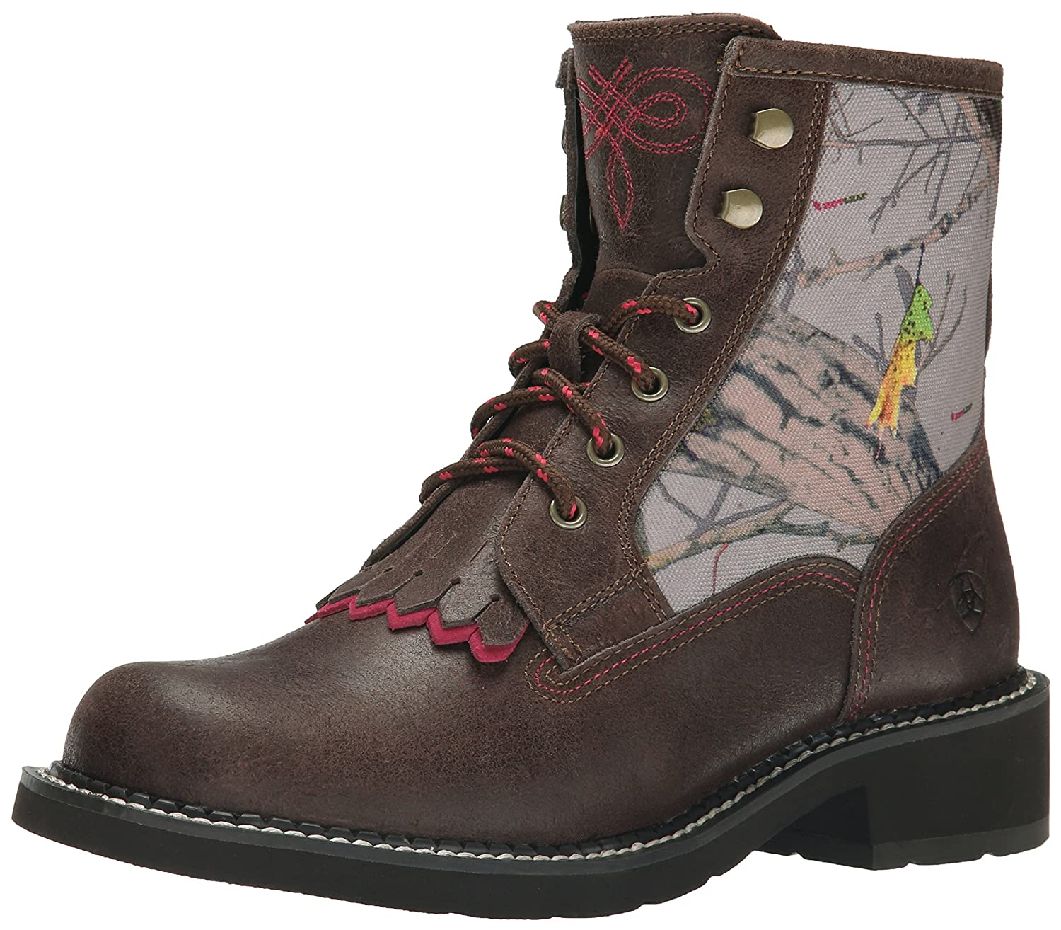 0bf72b0a317 Ariat Women's Fatbaby Heritage Lacer Western Boot, Fireside, 8.5 M US |  $328 - Buy today!