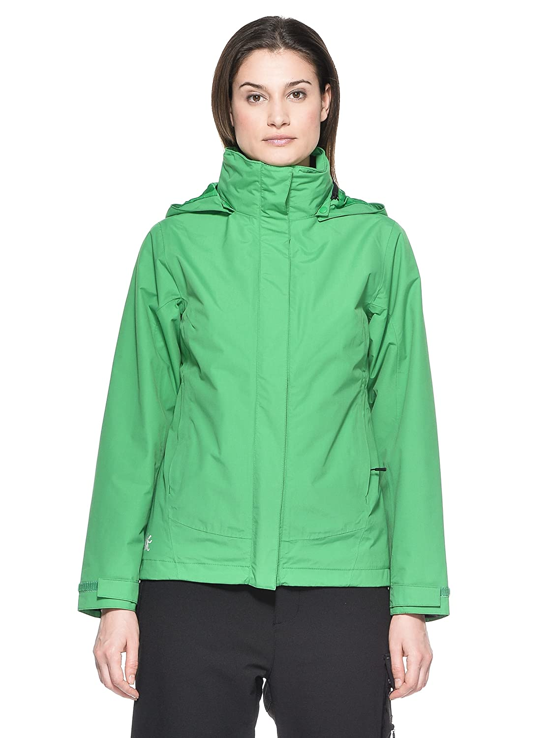 SALEWA PATSY POWERTEX Gr. 38 3in1 Damenjacke mit POLARLITE Fleece Innenjacke