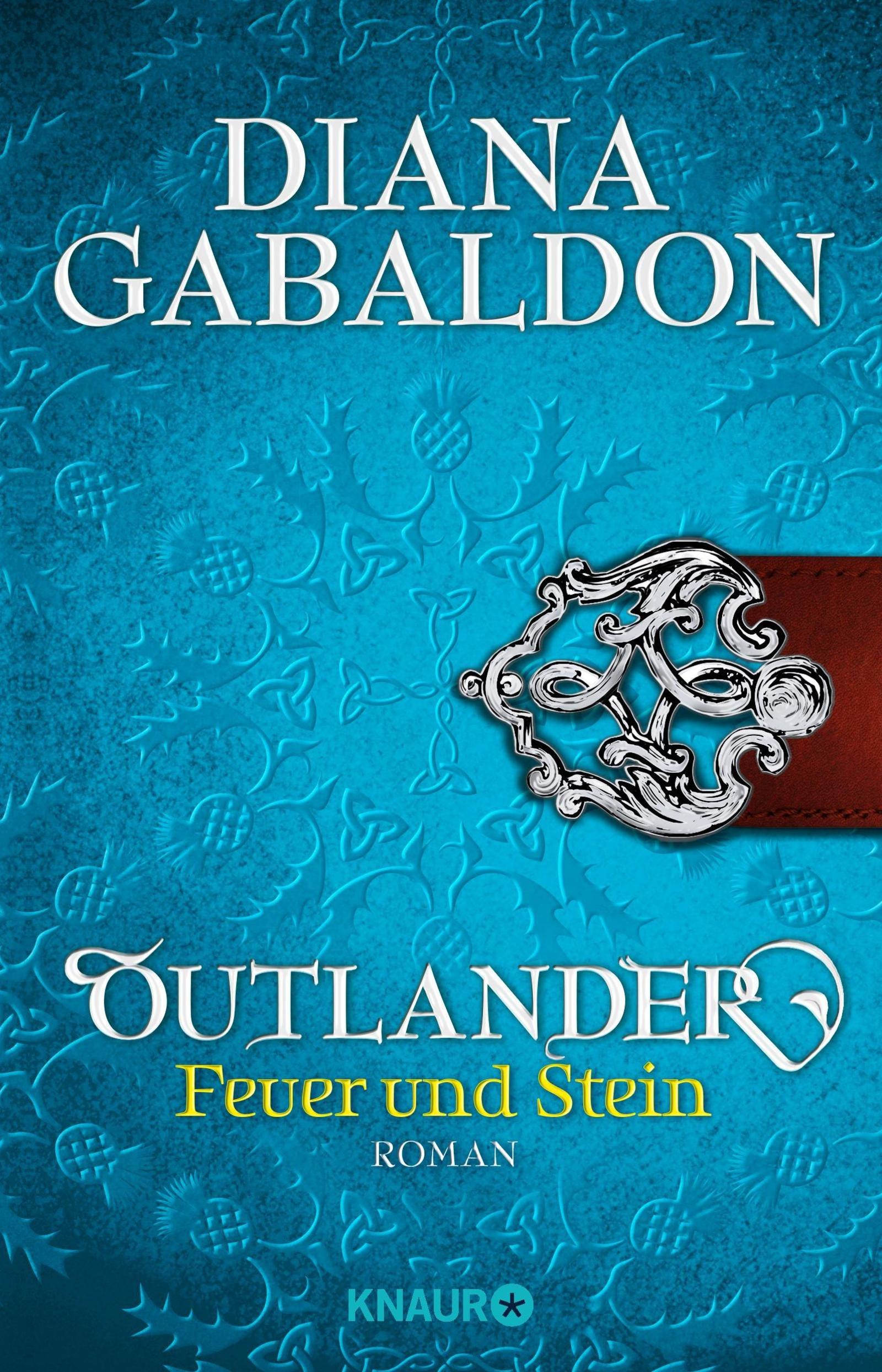Outlander – Feuer und Stein (Outlander, #1)