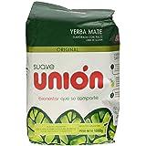 Union Yerba Mate Con Palo (Suave) 1kg / 2.2lb (Tamaño: 1.2lb)