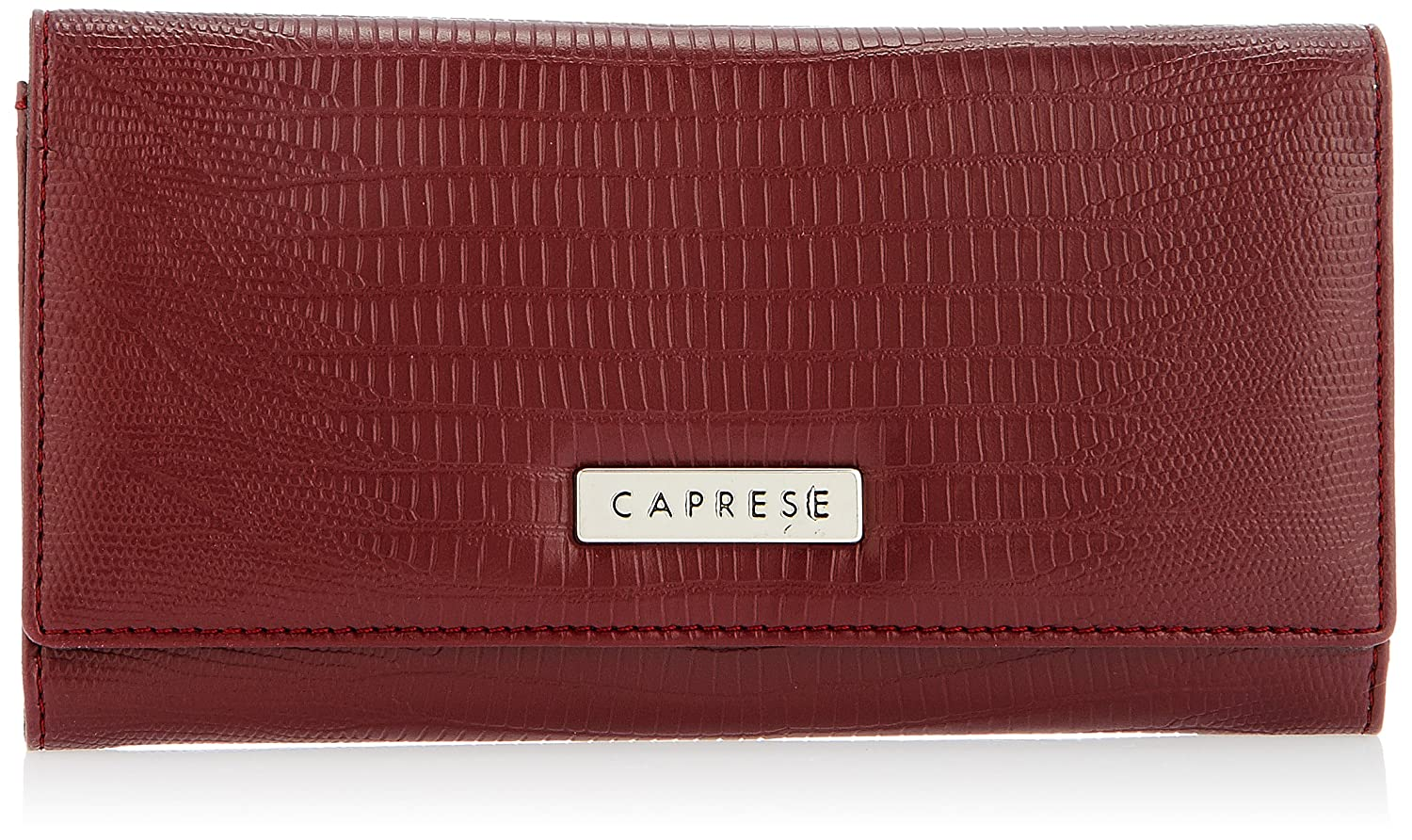 Get Caprese Libra Medium Wallet (Maroon) For Rs. 649 at 35% Off | Deal of the Day at Amazon