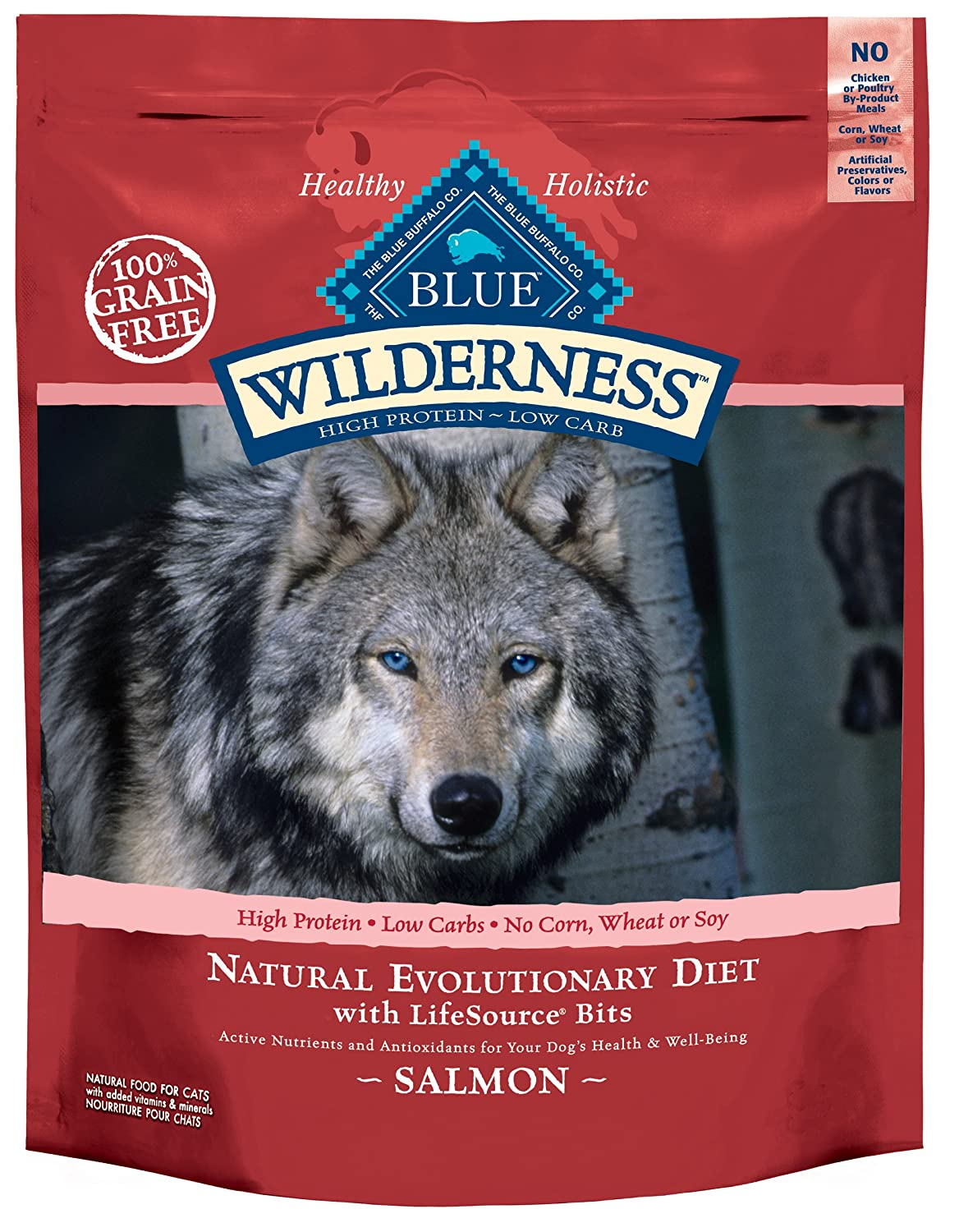 Wilderness Salmon Dog Food