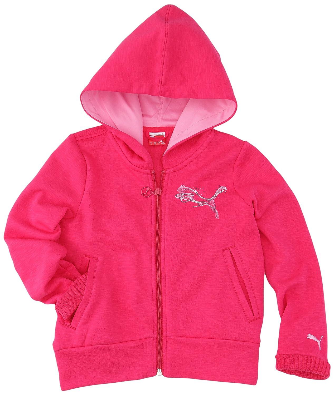 PUMA Mädchen Jacke Graphic Sweat Jacket günstig bestellen