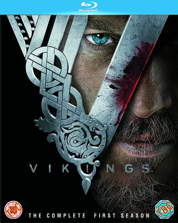 Vikingos – Temporada 1 [BD25]