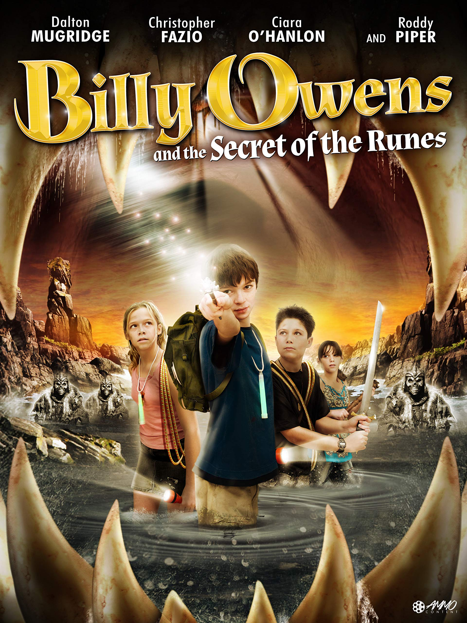 Billy Owens and the Secret of the Runes on Amazon Prime Video UK
