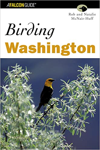 Birding Washington (Birding Series)