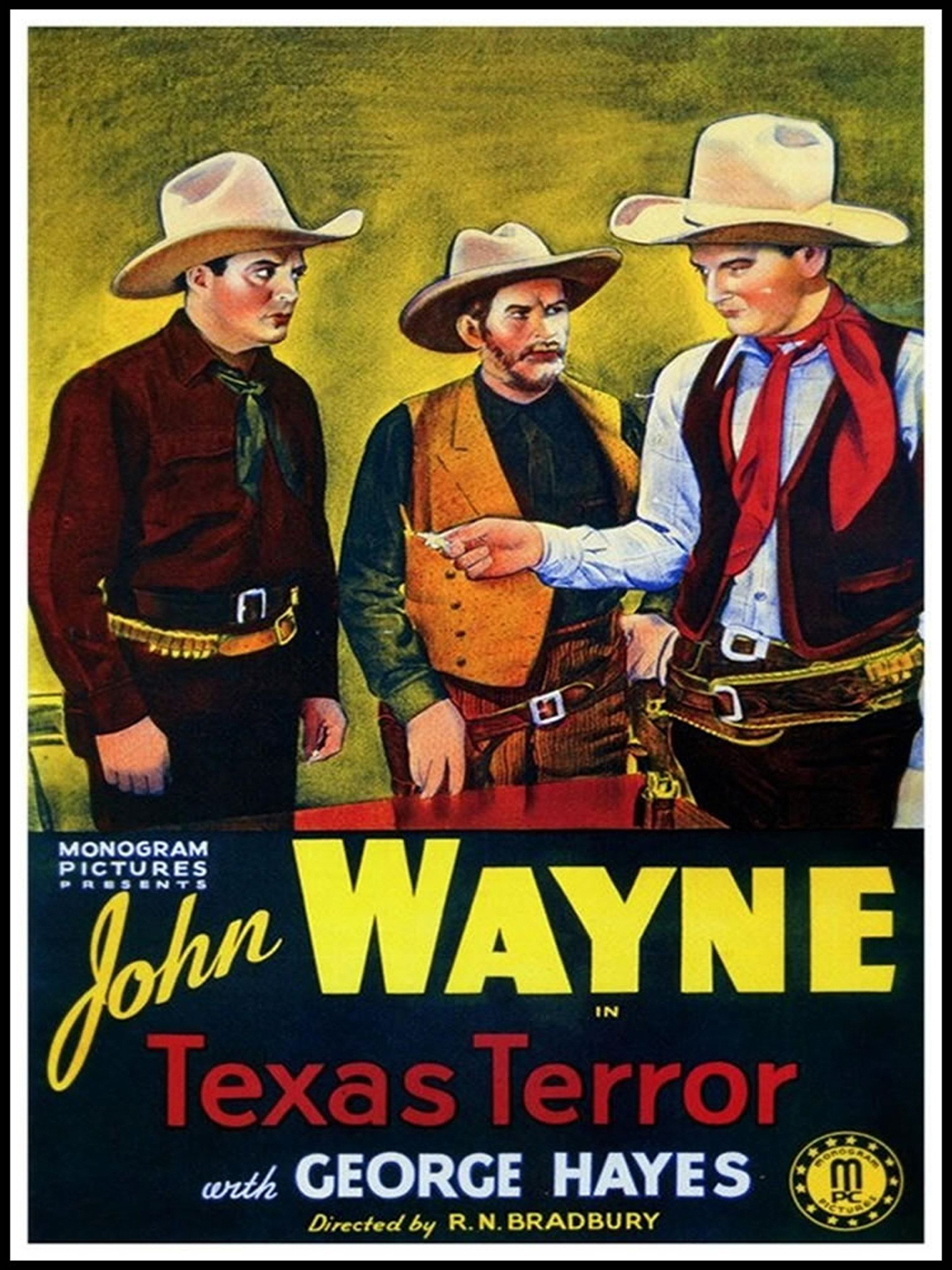 Texas Terror on Amazon Prime Video UK