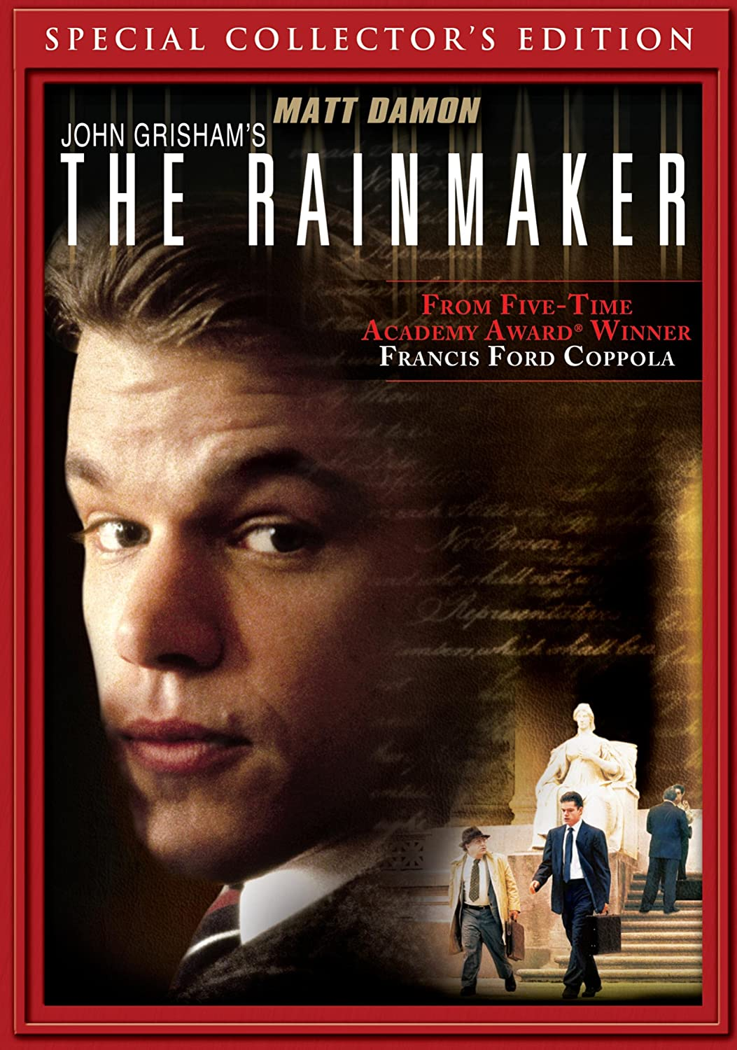 movie reaction the rainmaker