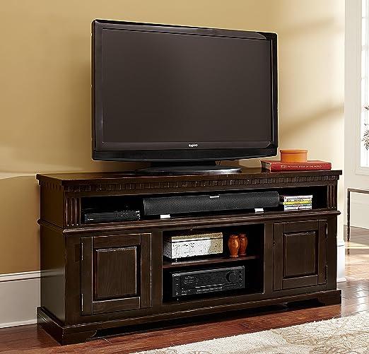 3-Shelf TV Console