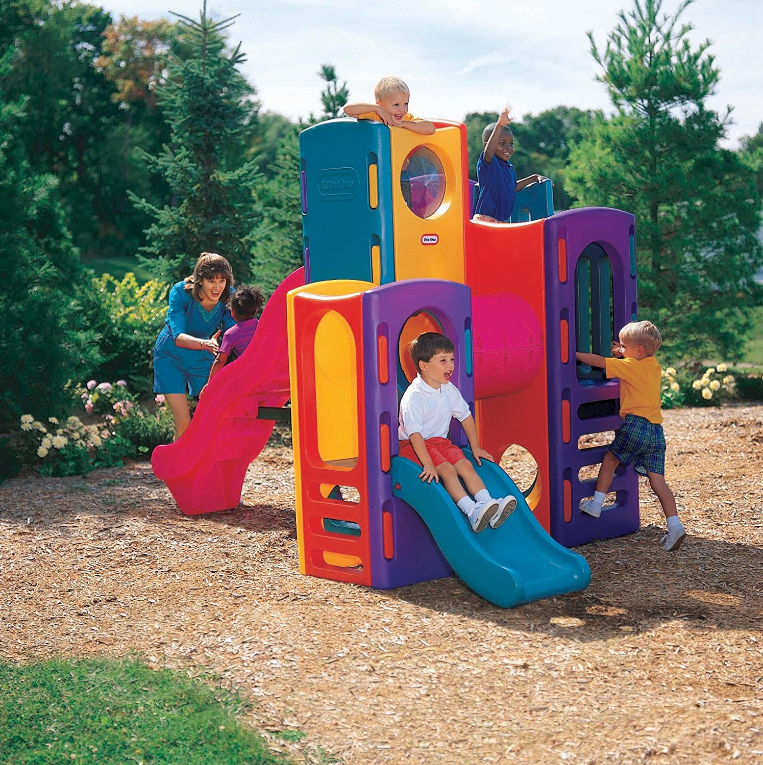 An Image of Little Tikes Little Tikes Playground