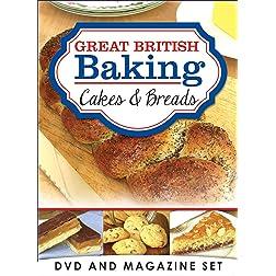 Great British Baking - Cakes & Bread Magazine Set