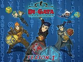 Di-Gata Defenders Season 1
