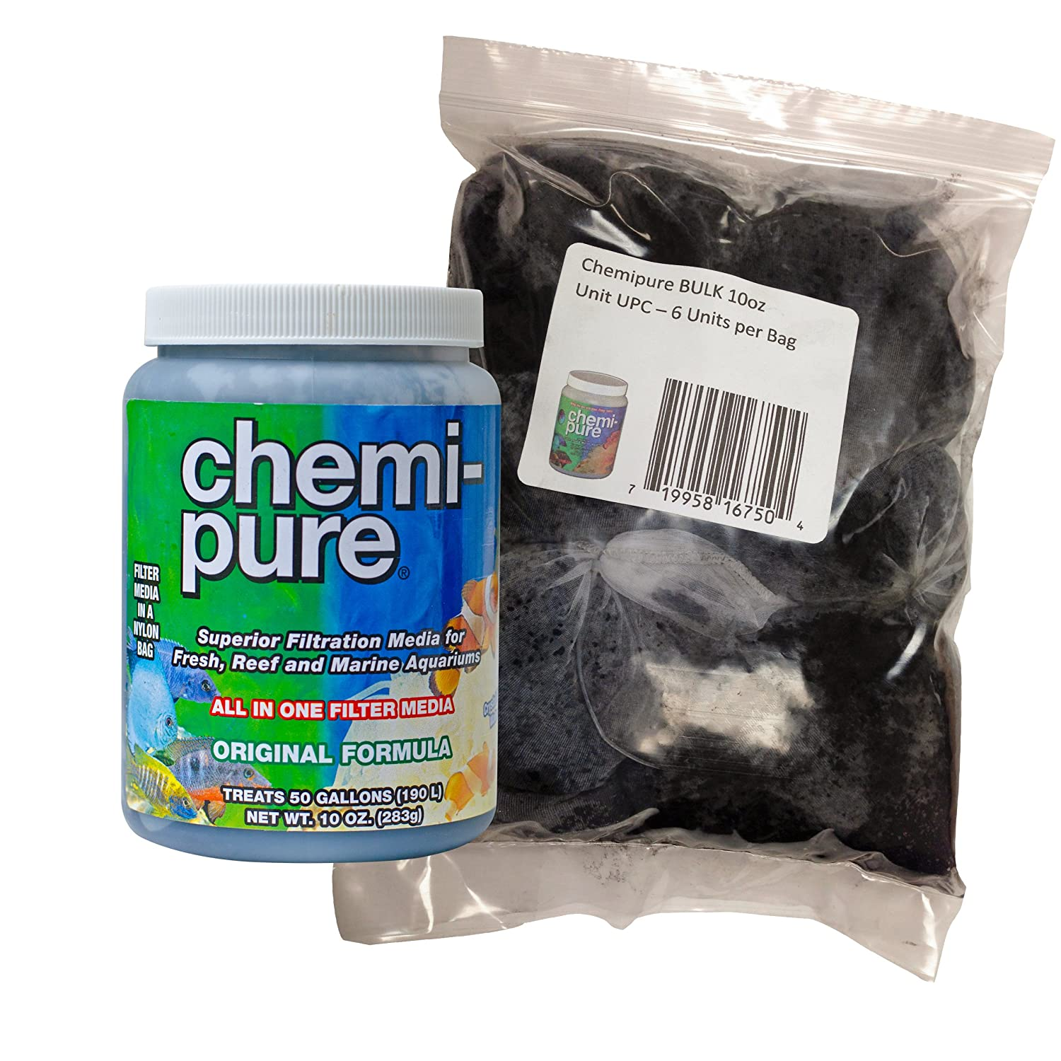 Boyd Enterprises ABE167507 Chemi-Pure Bulk Formula for Aquarium, 10-Ounce cable boyd by blow and kiss
