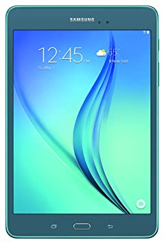 Samsung Galaxy Tab A SM-T350NZBAXAR Tablet (8 inch, 16GB, Wi-Fi Only) SmokyBlue