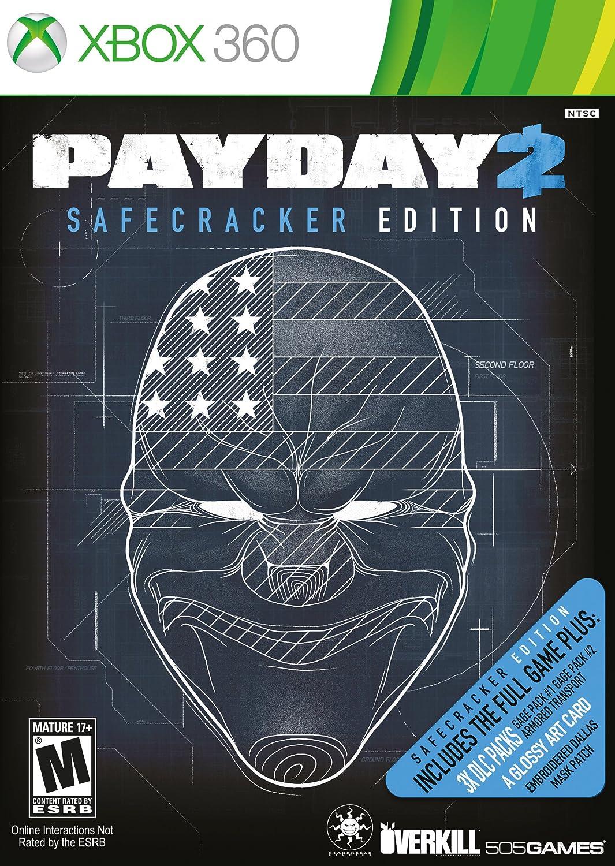 Payday safecracker xbox ebay