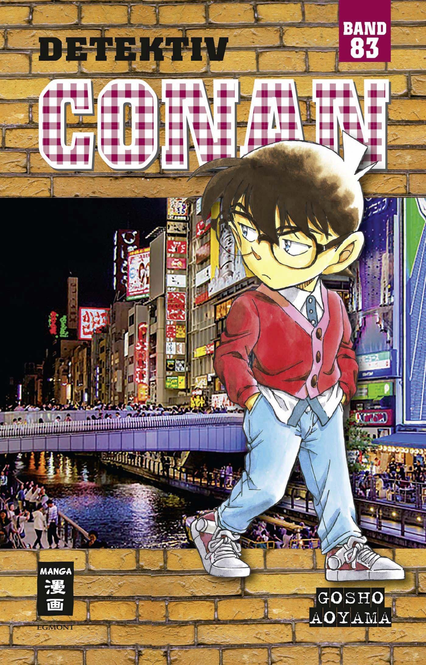 Detektiv Conan, Band 83