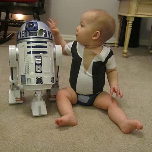 star wars baby costumes