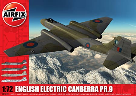 Airfix - A05039 - Construction et Maquettes - Bâtiment - English Electric Canberra PR.9