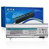 DTK 11.1V 6600mAh 9-Cell Replacement Laptop Battery for Dell Latitude E6400 E6410 E6500 E6510 Precision M2400 M4400 M4500 Notebook (Color: E6400-6600MAH, Tamaño: 9 Cell)