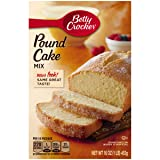 Betty Crocker Cake Mix Pound Cake 16.0 oz Box