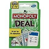 Monopoly Deal Card Game (Color: Multi, Tamaño: Standard)