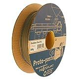 Proto-pasta SSP11705 Polishable Stainless Steel Spool , PLA 1.75 mm, 500 g , Gray