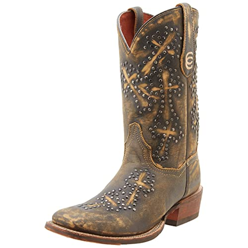 Dan Post Womens Cross Walker Western Boot