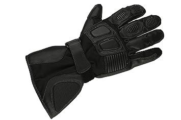 NERVE 1513150504_06 Alaska Gants Moto Hiver, Noir, Taille : XXL