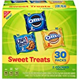 Nabisco Cookies Sweet Treats Variety Pack Cookies - with Oreo, Chips Ahoy, & Golden Oreo - 30 Snack Packs (Tamaño: PACK OF 1)