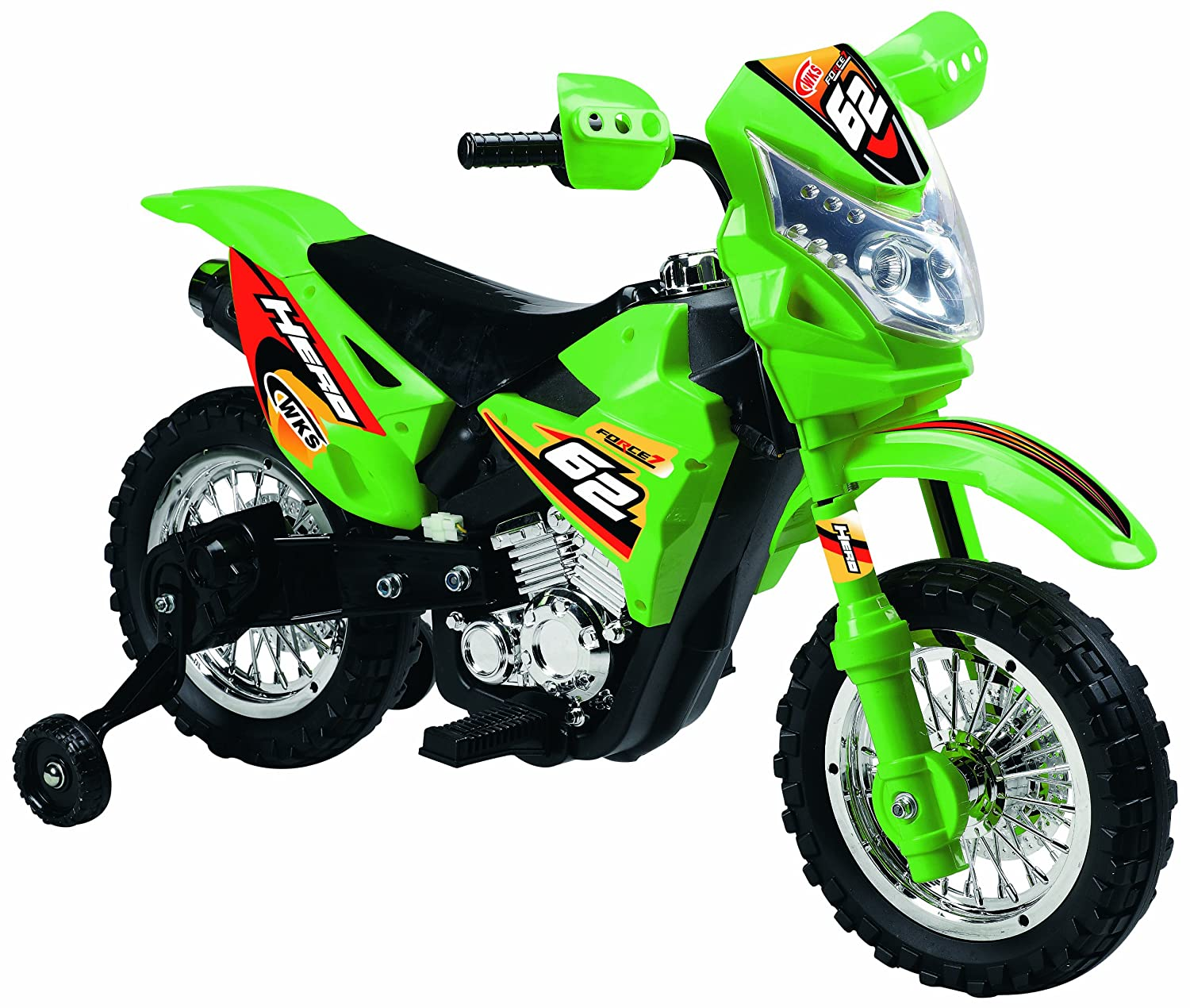 Dirt Bikes For Kids With Training Wheels V Kids Dirt Bike Green