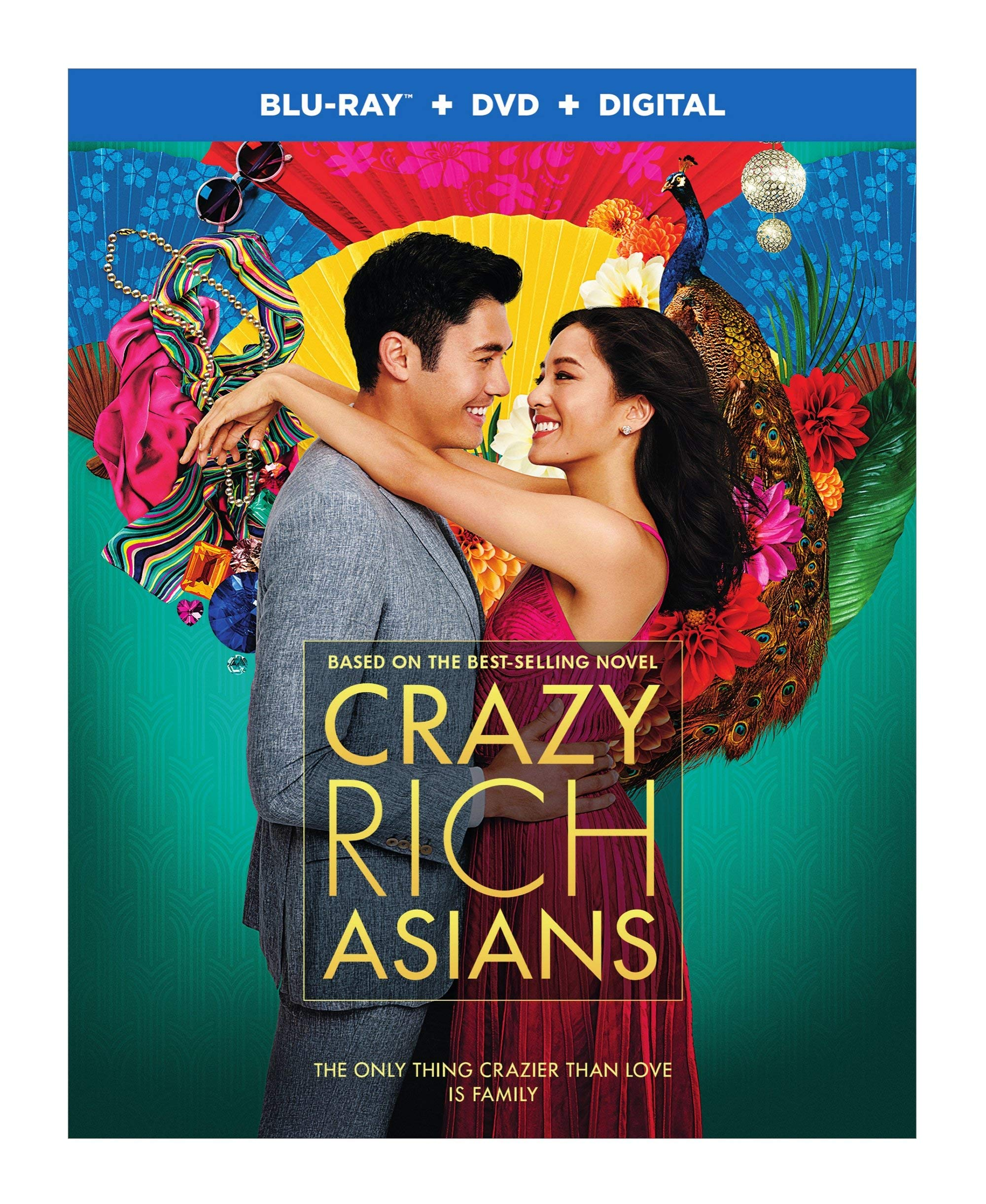 Buy Crazy Rich Asians Now!