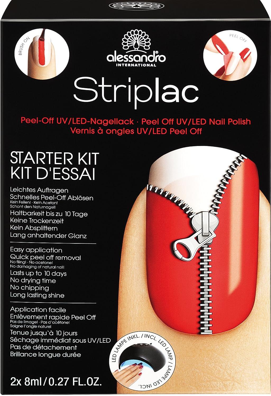 alessandro Striplac Starter Kit, 1 Stück,