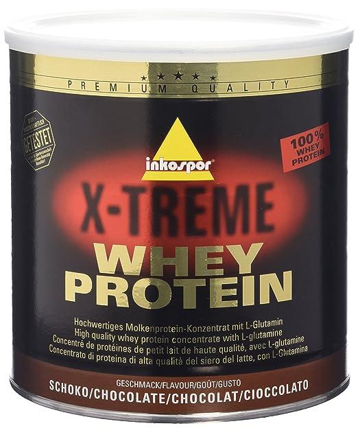Inko X-Treme Whey Protein, Schoko, 1er Pack (1 x 750 g Dose)