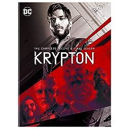 Krypton: The Complete Second & Final Season (DVD)